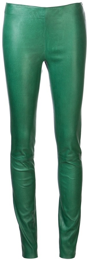 Drome Cut Leg Opening Leggings