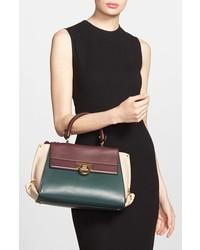 4a2dcfc53d Salvatore Ferragamo Sofia Colorblock Leather Satchel, $2,400 ...