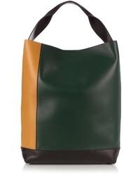 Marni Multicoloured Leather Tote