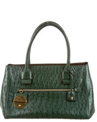 Marc Jacobs Ostrich Not So Big Apple Tote