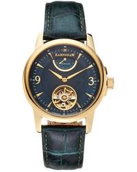 Thomas Earnshaw Flinders Leather Automatic Watch