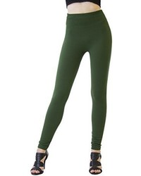Dk Monarchy Seamless Full Length Thermal Leggings
