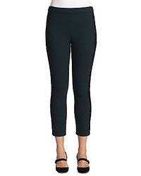 Lace detail wool leggings medium 405101