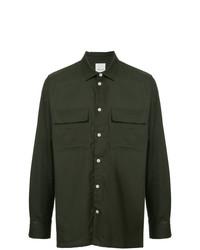 Wood Wood Classic Chest Pocket Shirt