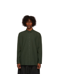 Toogood Green The Draughtsman Shirt