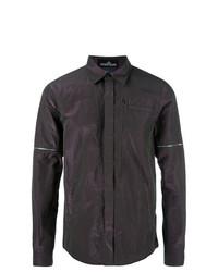 Stone Island Shadow Project Iridescent Shirt