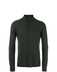 Zanone Longsleeved Shirt
