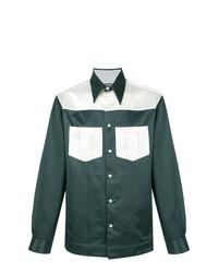 Calvin Klein 205W39nyc Panelled Western Shirt