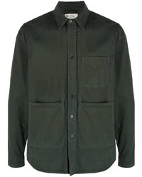 Aspesi Patch Pocket Cotton Shirt