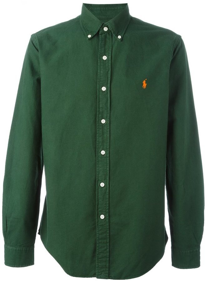 Polo Ralph Lauren Button Down Shirt | Where to buy & how to wear