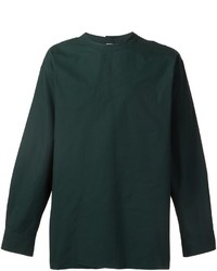 Marni Buttoned Back Longsleeved T Shirt