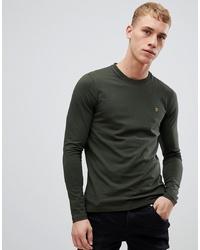 Farah South Sleeve T Shirt In Green