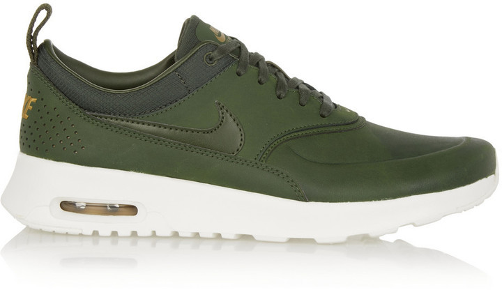 e35d2db3e50 ... Nike Air Max Thea Premium Leather Sneakers