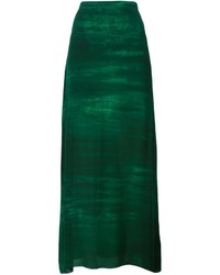 Dark green maxi skirt original 5097088
