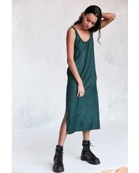 Cooperative Daphne Scoop Back Midi Slip Dress