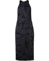 Jason Wu Patterned Bodycon Mini Dress