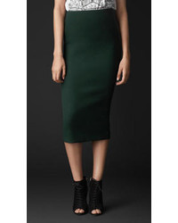 Burberry Prorsum Stretch Wool Pencil Skirt | Where to buy & how to ...