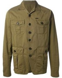 DSquared 2 Military Jacket