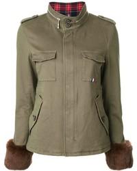 Military jacket medium 349504