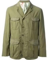 Montedoro Military Style Jacket