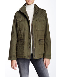 Levi's Quilted Yoke Military Jacket