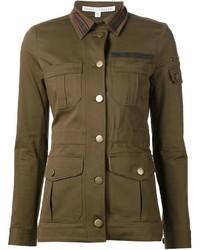 Veronica beard military jacket medium 341278