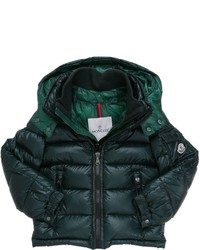 Dark Green Outerwear
