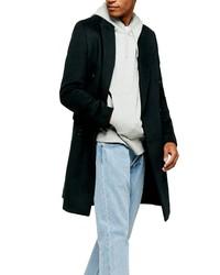 Topman Frazer Double Breasted Coat