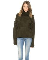 Gaja oversized sweater medium 78604