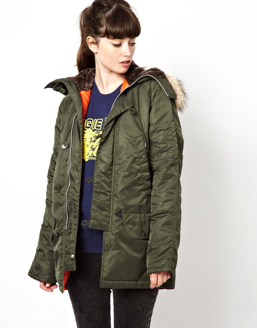 Pop Boutique Parka Coat | Where to buy & how to wear