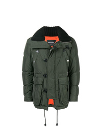 DSQUARED2 Shell Puffer Jacket
