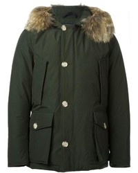 Woolrich Arctic Fur Trimmed Parka