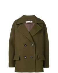 Marni Classic Double Breasted Coat