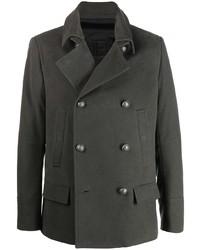 Balmain Double Breasted Cotton Jacket