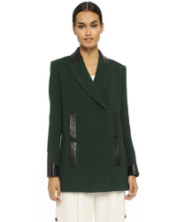 Maiyet Double Breasted Pea Coat