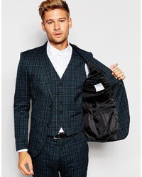 a701d495087dac Selected Homme Plaid Suit Jacket In Skinny Fit, $215 | Asos ...
