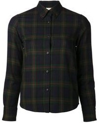 Ar ar basic check shirt medium 95176