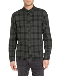 NATIVE YOUTH Breach Check Flannel Shirt