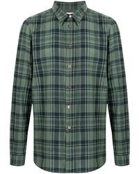PS Paul Smith Checked Long Sleeve Shirt