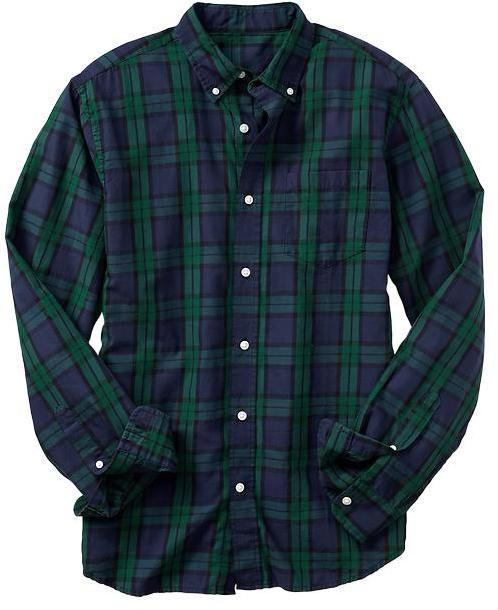 gap factory twill plaid shirt where to buy how to wear