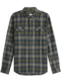 Closed Printed Cotton Shirt