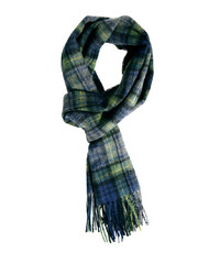 Fred Perry Plaid Scarf