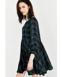 Urban Outfitters Cooperative School Daze Babydoll Dress