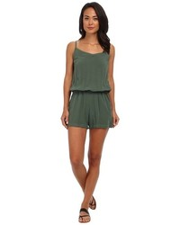 e1e1e8ede2b Dark Green Playsuits for Women