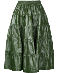 J.W.Anderson Jw Anderson Tiered Skirt
