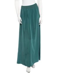 Vanessa Bruno Silk Maxi Skirt
