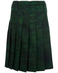 Marni Edition Pleated Skirt