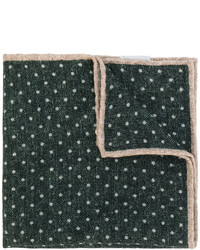 Eleventy Polka Dot Pocket Square
