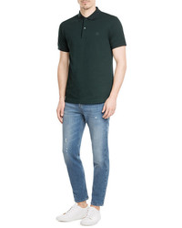 Burberry Brit Cotton Polo Shirt