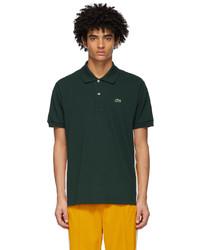 Lacoste Green Ricky Regal Edition Piqu Polo